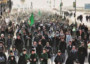 مليون و530 ألف زائر يدخلون العراق لإحياء أربعينية الحسين