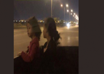 اختطاف طفلتين.. وسم غريب يشغل السعوديين مع صور حساسة
