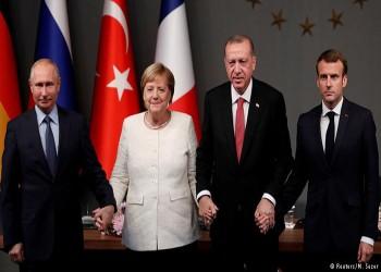 رباعية إسطنبول ومسعى التوفيق بين أستانة وجنيف
