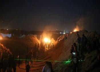 استشهاد 3 أطفال في قصف إسرائيلي وسط غزة