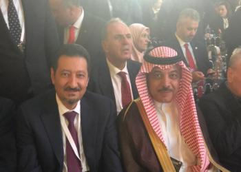صورة.. السفير السعودي بتركيا يشارك بحفل افتتاح مطار إسطنبول