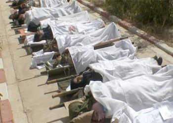 أين جثة الشعب السوري؟!