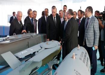 تركيا تبدأ دراسة إنتاج منظومة دفاعية صاروخية بعيدة المدى