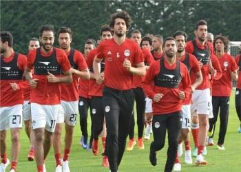 16 لاعبا محليا بقائمة الفراعنة استعدادا لتونس