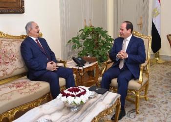 مصر تطالب برفع جزئي لحظر السلاح على ليبيا