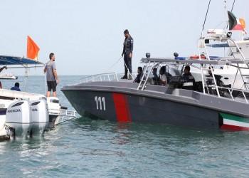 خفر السواحل الكويتي يضبط شحنة أغنام إيرانية مهربة