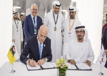 مبادلة الإماراتية تشتري 20% من حقل بحري للغاز بمصر