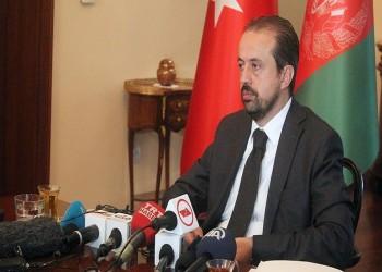تركيا تبدي استعدادها للمساهمة في إحلال السلام بأفغانستان