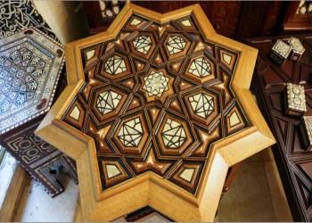 صناعة الأرابيسك.. ألف عام من الفن الإسلامي في القاهرة
