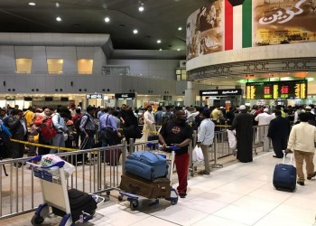 الكويت تعلن تعليق الملاحة بمطاراتها بسبب سوء الأحوال الجوية