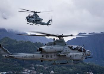 البحرين تشتري طائرات هليكوبتر أمريكية بنحو مليار دولار