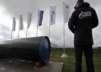بومبيو: سنعمل مع أوكرانيا لإيقاف مشروع أنابيب الغاز الروسي