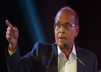 المرزوقي يتهم الإمارات بالتدخل في شؤون تونس بطريقة فجة