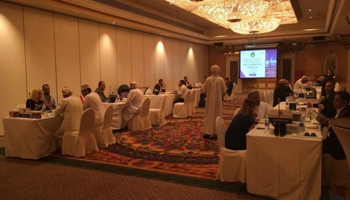 رجال أعمال عمانيون وأتراك يبحثون تعزيز العلاقات