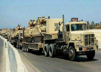 تحركات غامضة للسعودية والإمارات شمال شرقي سوريا
