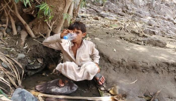 اليونيسيف: حرب اليمن حرمت 8.6 ملايين طفل من المياه