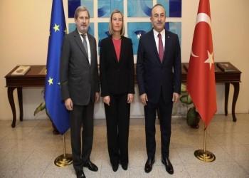 موغريني ترحب بقرار تركيا تعزيز علاقتها بالاتحاد الأوروبي