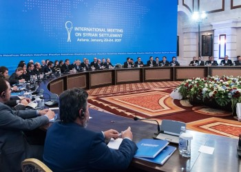 الدول الضامنة تدعو المعارضة السورية للانفصال عن الدولة الإسلامية والنصرة