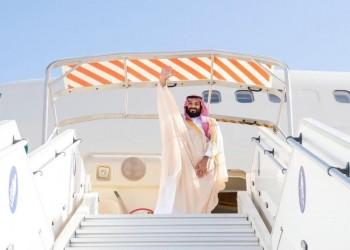 بن سلمان يغادر موريتانيا متوجها إلى الجزائر