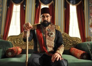 بطل عبدالحميد الثاني: مسلسلنا ذو محتوى درامي سياسي