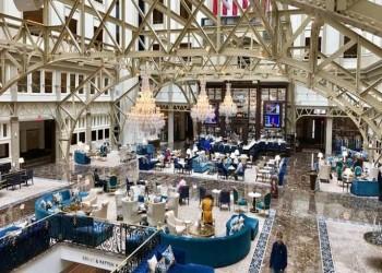 اللوبي السعودي بواشنطن دفع إقامة 500 ليلة بفندق ترامب