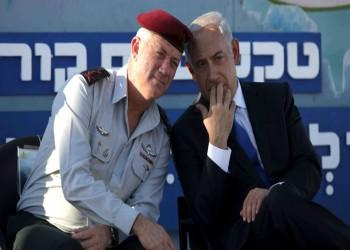 رئيس أركان سابق بصدد تأسيس حزب ينافس نتنياهو