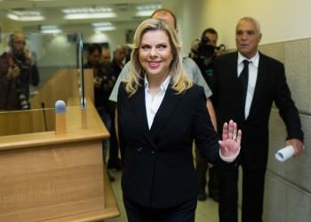 التحقيق مع سارة نتنياهو بتهمة الاحتيال