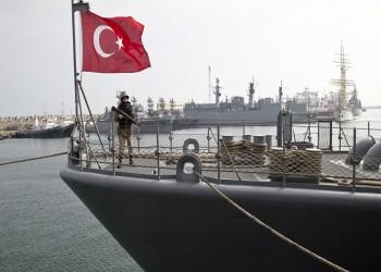 تركيا تبني قاعدة بحرية في البحر الأسود