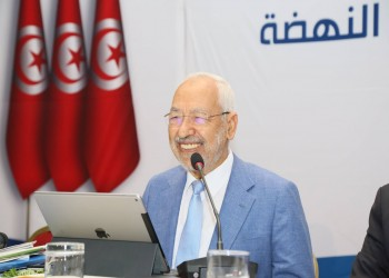 الغنوشي: تونس ستمضي في ديمقراطيتها رغم قطاع الطرق