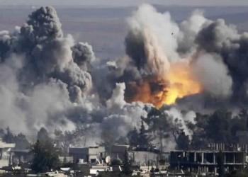 القصف الأميركي بين أفغانستان وسوريا
