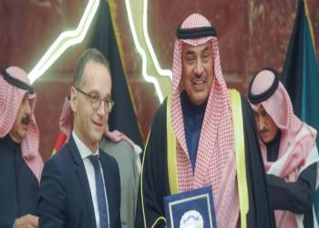 إعلان نوايا كويتي ألماني لتطوير الشراكة بالمجال الإنساني