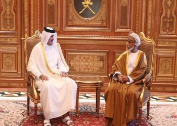 السلطان قابوس يهنئ أمير قطر باليوم الوطني