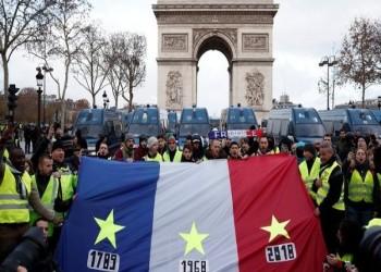 لماذا تراجع الرئيس الفرنسي؟