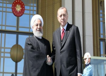 أردوغان: لن نتخلى عن إيران ولن نقطع علاقتنا معها