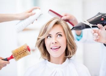 فوائد زيارة صالونات التجميل بشكل منتظم على نفسية المرأة