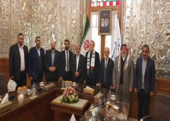 رئيس البرلمان الإيراني يؤكد ضرورة إفشال صفقة القرن