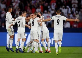 خلافات نجوم ريال مدريد تفسد فرحته بمونديال الأندية