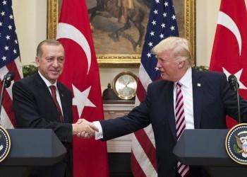 ترامب: أردوغان أكد أن تركيا ستقضي على بقايا الدولة الإسلامية