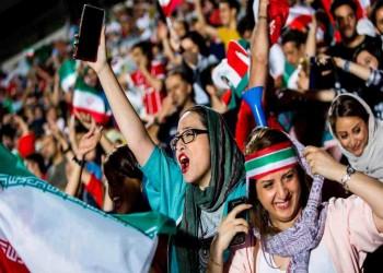 رسميا.. إيران تسمح للنساء بحضور مباريات الكرة بجانب الرجال