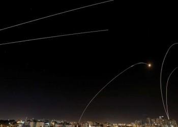 إسرائيل: دفاعاتنا الجوية تصدت لصاروخ أطلق من سوريا
