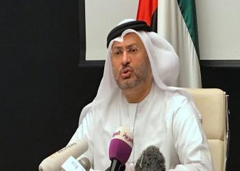 قرقاش: افتتاح سفارة الإمارات بدمشق جاء لمواحهة تركيا وإيران