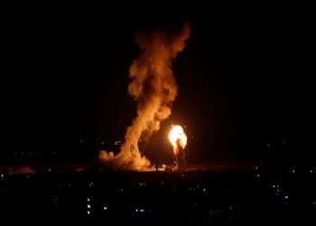 إسرائيل تقصف موقعا جنوبي قطاع غزة