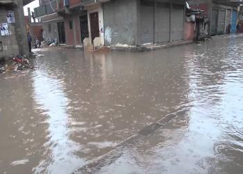 مصر.. الأمطار تهدد 5 آلاف عقار في الأسكندرية