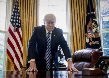 ترامب يواجه خطر العزل في الأشهر الأولى من 2019