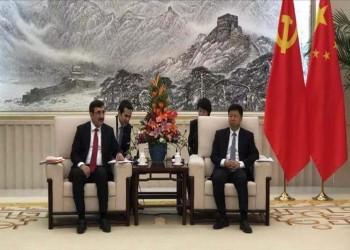 تركيا تهدف لرفع حجم التجارة مع الصين إلى 50 مليار دولار