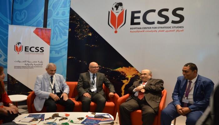 تقرير مصري يتوقع انكماش دور تركيا وإيران وإسرائيل بالمنطقة