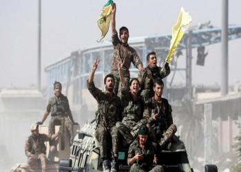 نظام الأسد يعلن انسحاب 400 مقاتل كردي من منبج
