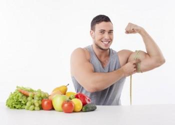 الرياضة والطعام الصحي يقيان الرجال من السكري والضعف الجنسي