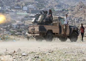 مقتل 9 يمنيين في هجوم لقوات موالية للإمارات