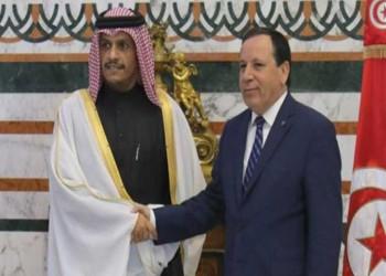 قطر وتونس يبحثان الاستعدادات للقمة العربية المقبلة
